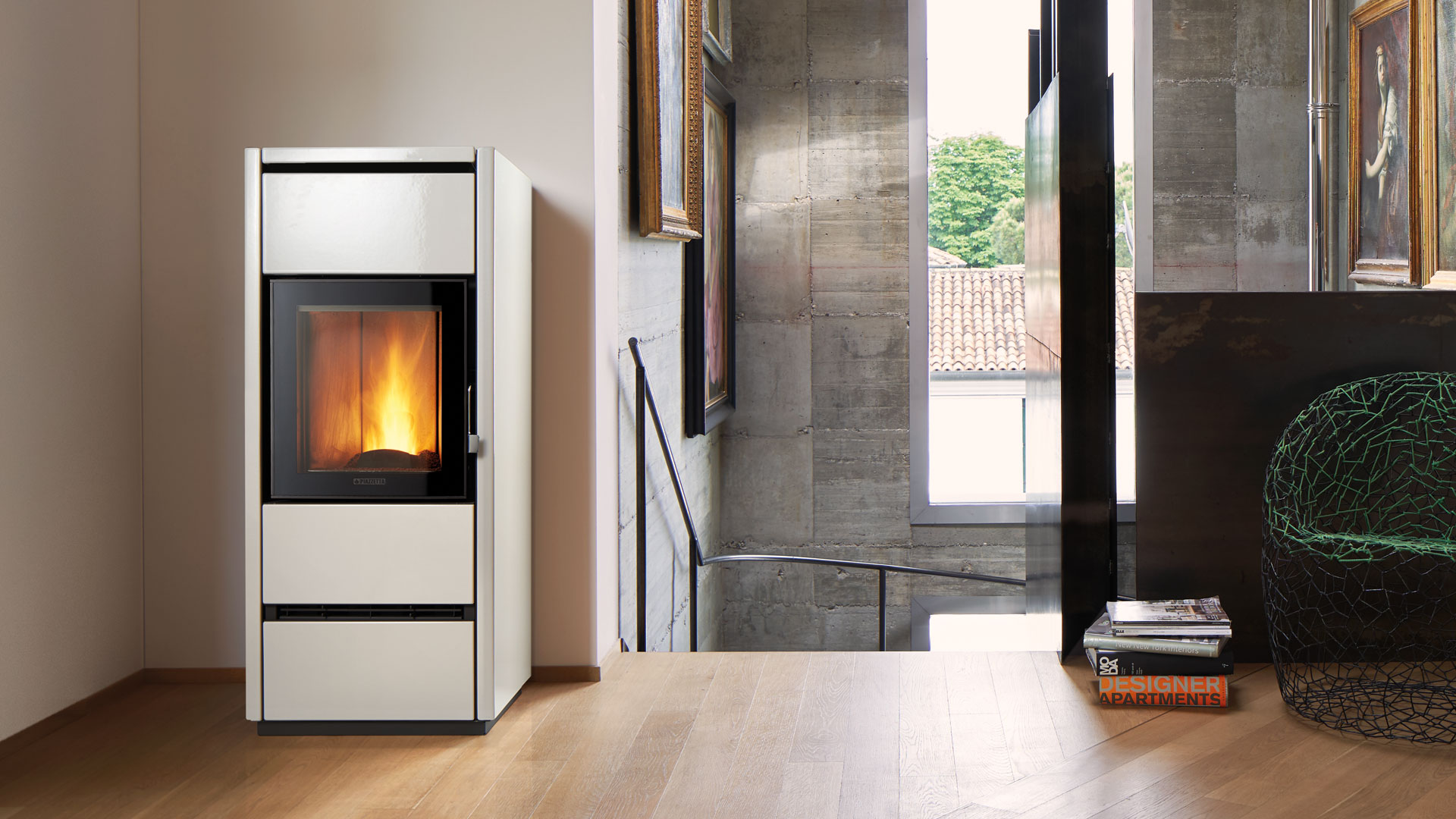Rivenditori Stufe A Pellet Arezzo fireplaces and stoves | piazzetta
