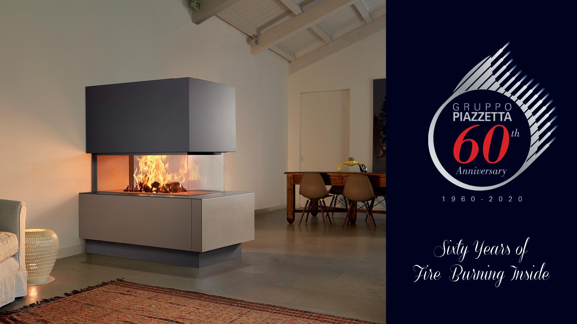 Rivenditori Caminetti Bioetanolo Roma fireplaces and stoves | piazzetta