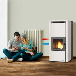 Hot radiators with Piazzetta Thermo appliances